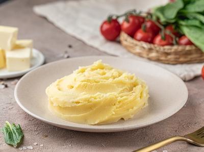 Картопляне пюре по-домашньому