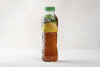 Чай Fuzetea Чорний чай з лимоном