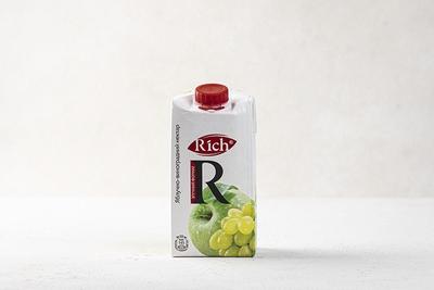 Сік Rich Яблуко - Виноград 500 мл