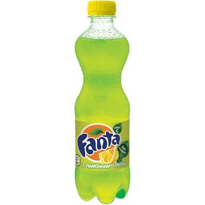 Напій Fanta лимон 500 мл