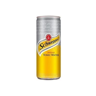 Напій Schweppes Indian Tonic Water 330 мл
