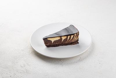 Торт чізкейк шоколадний