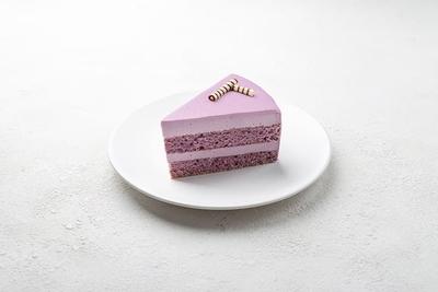 Торт лавандовий