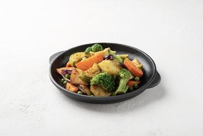 Рагу овочеве