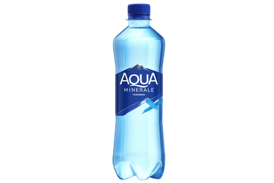 Мінеральна вода Aqua Minerale сильногазована 500 мл