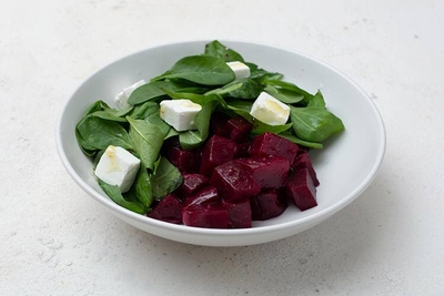 Салат з буряка