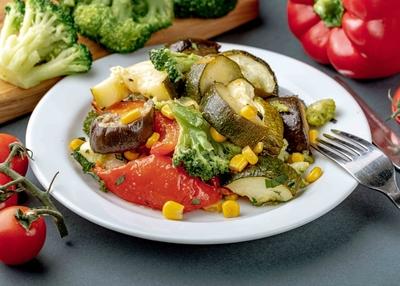 Соте овочеве
